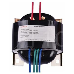 Step Up трансформатора 12В постоянного тока до 240В переменного тока