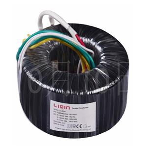 Custom Design High Frequency Toroidal Transformer