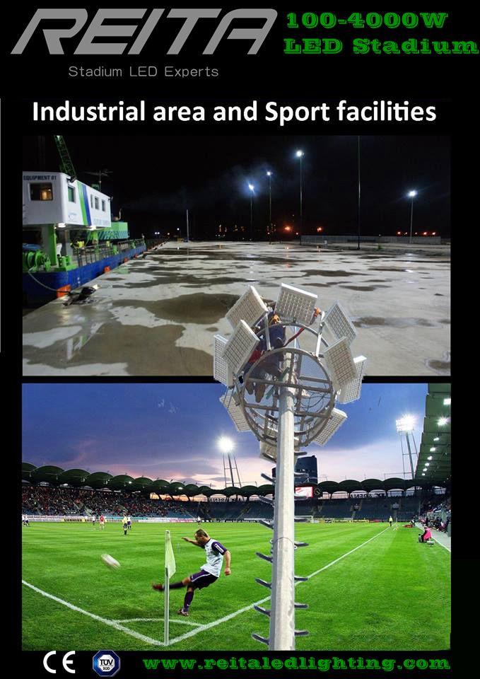 sports flood light