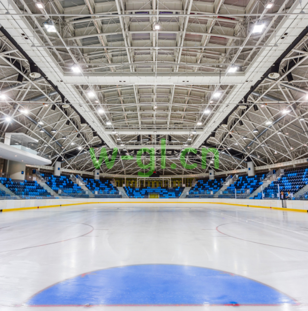 How to design the lighting for the hockey stadium