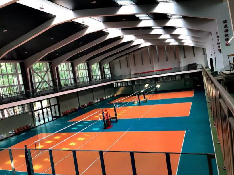 volleyball court light