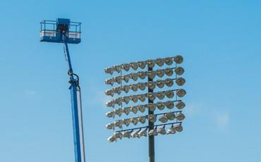 400W Led Sports Light Hockey Field Light