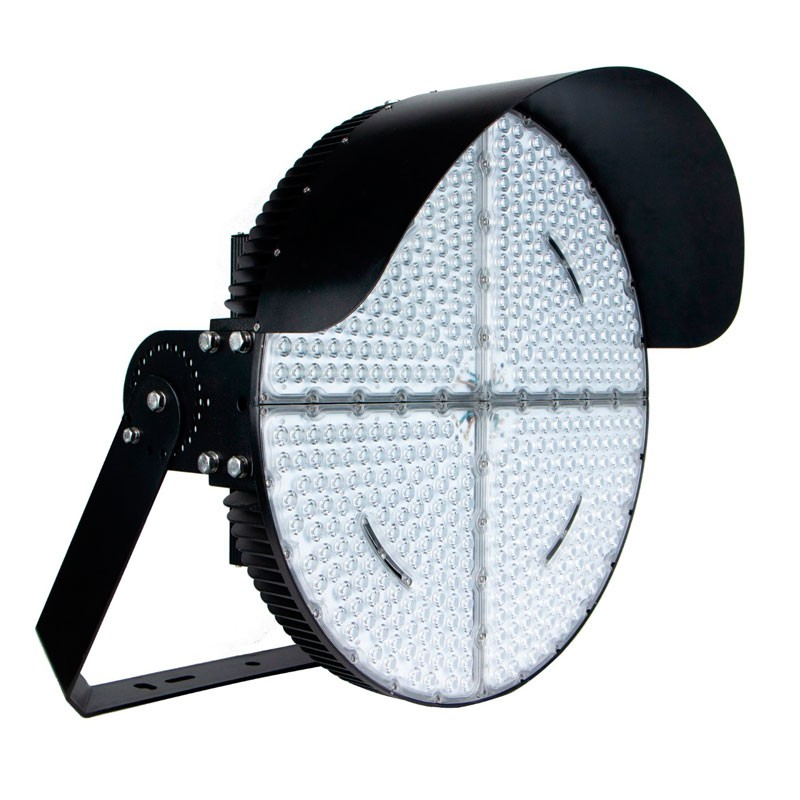 1500W Solar Led Sports Light Race Course Light