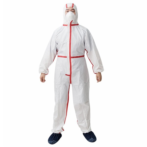 Disposable Type 4 5 6 Coverall