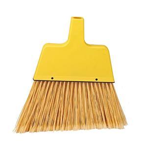 Wooden floor broom
