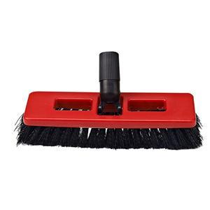 Floor tile broom