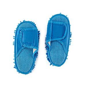 Dedusting foot sleeve