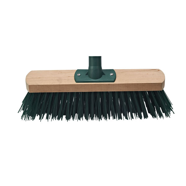 Wooden Broom