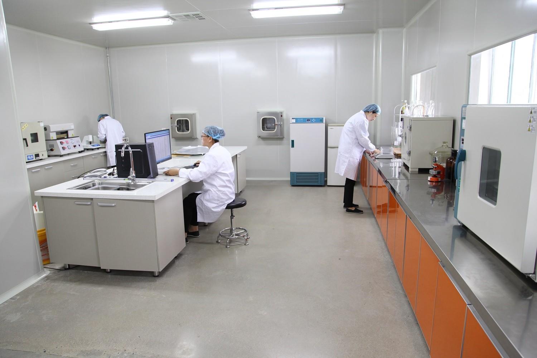 Centro de Testes qualidade