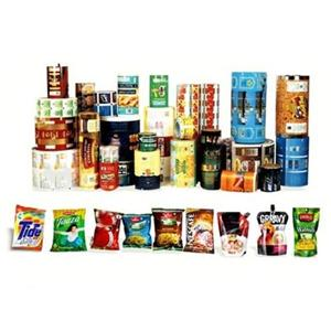 Plastic Pouch Packing Plastic Packaging Material