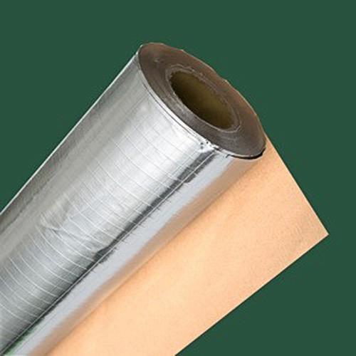 Revestido do PE Sacos de papel da folha de alumínio