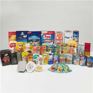 Plastic Packing Bag Food Packaging