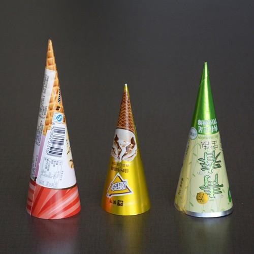 Tampas de embalagem de condimentos para copo de macarrão instantâneo
