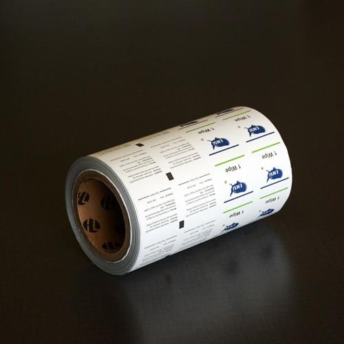 Imballaggio di alluminio per l'industria farmaceutica