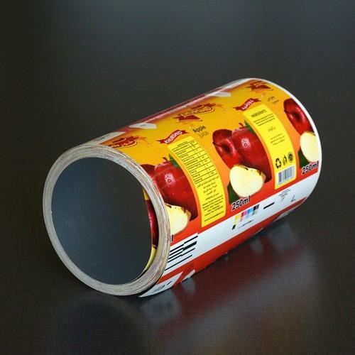Materiale da imballaggio asettico per latte, succo, bevanda