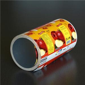 Material de embalagem asséptica para leite, suco, bebida