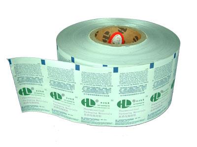 laminated alu foil paper