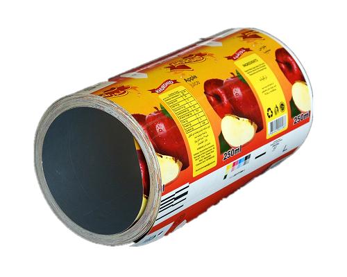 Materiale da imballaggio laminato in cartone per imballaggio liquido asettico