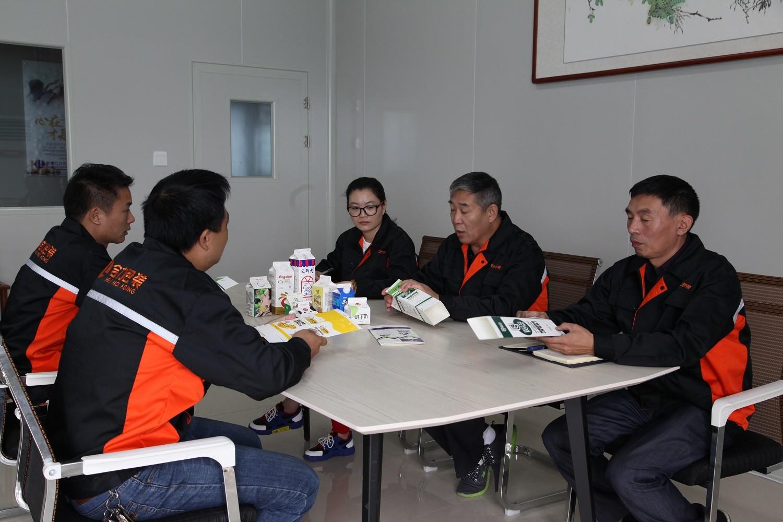 Heli Packaging regularly organizes staff training activities