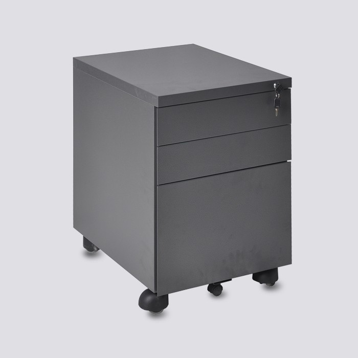 Movable Pedestal Metal File Storage Cabinet
