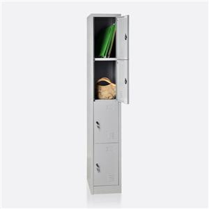 4 Compartment Steel Locker Sports