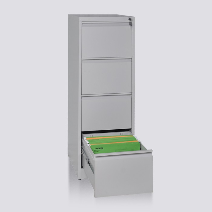 Metal 4 Drawer Vertical Document File Cabinets
