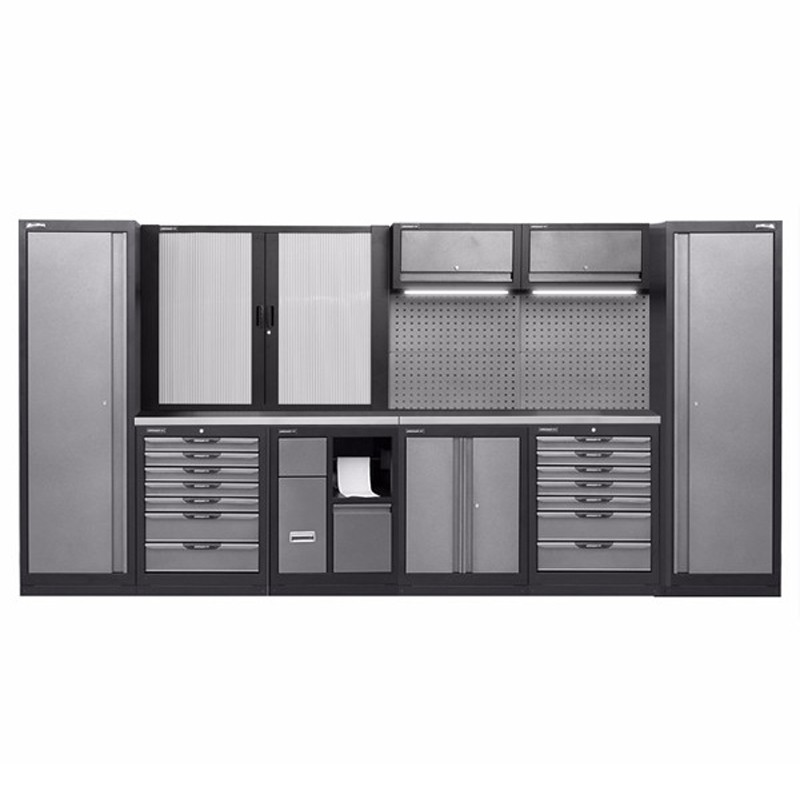 Modular Garage Tool Cabinet Storage System