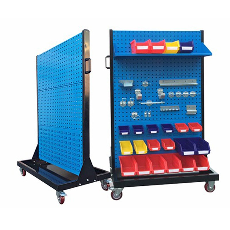 Workshop Gravity Bin Hanger Storage Rack