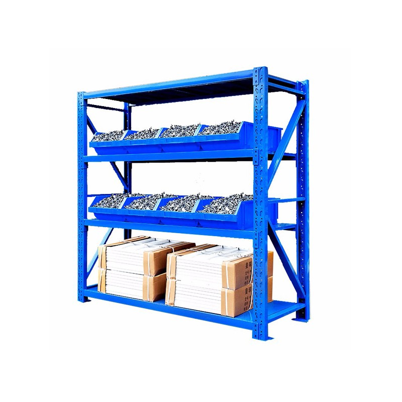 Industrial Warehouse Long Span Shelving System