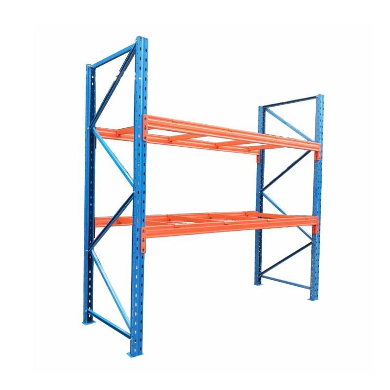 Heavy Duty Steel Pallet Shelving Goods Rack