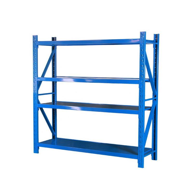 Middle Duty Metal Storage Rack Shelving