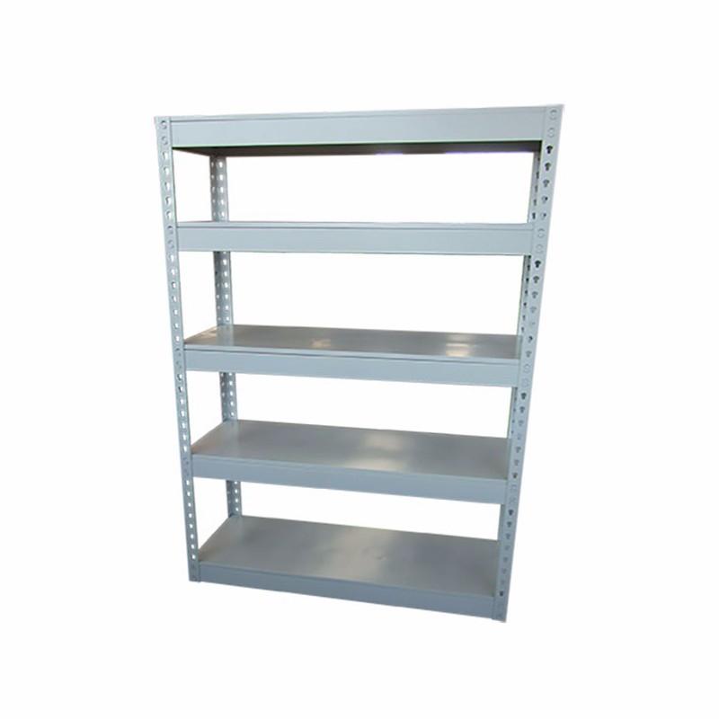Metal Goods Storage Shelving Display Without Screw
