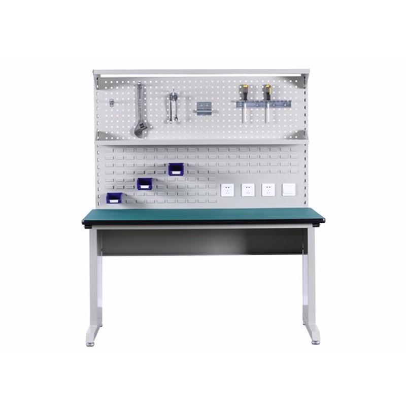 Industrial Workshop Workbench With Storage