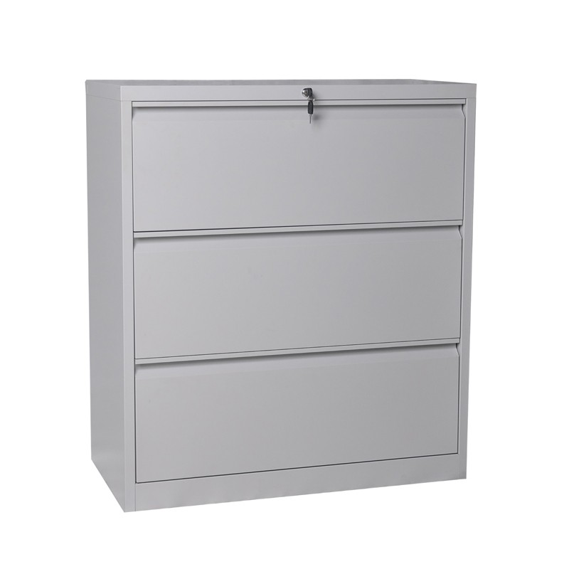 3 Drawer Steel Lateral Locking File Cabinet