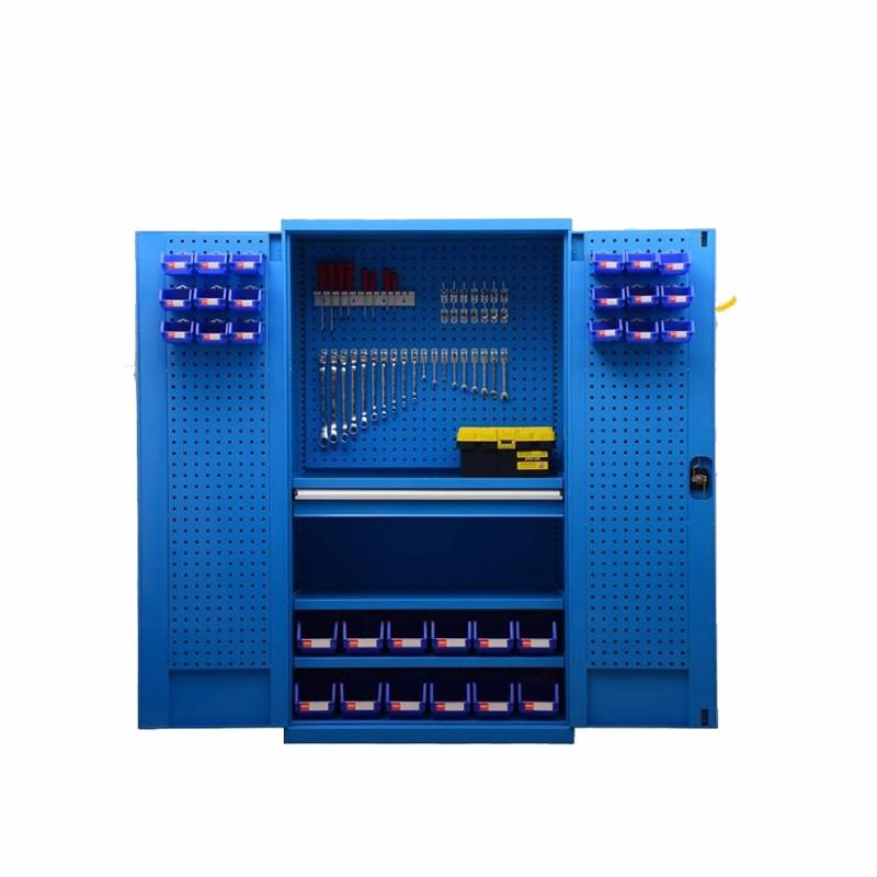 Industrial Workshop Metal Garage Storage Cabinet
