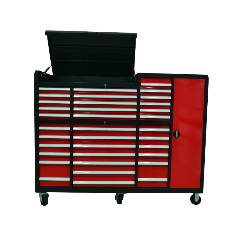 Heavy Duty Rolling Tool Cabinet Workstation