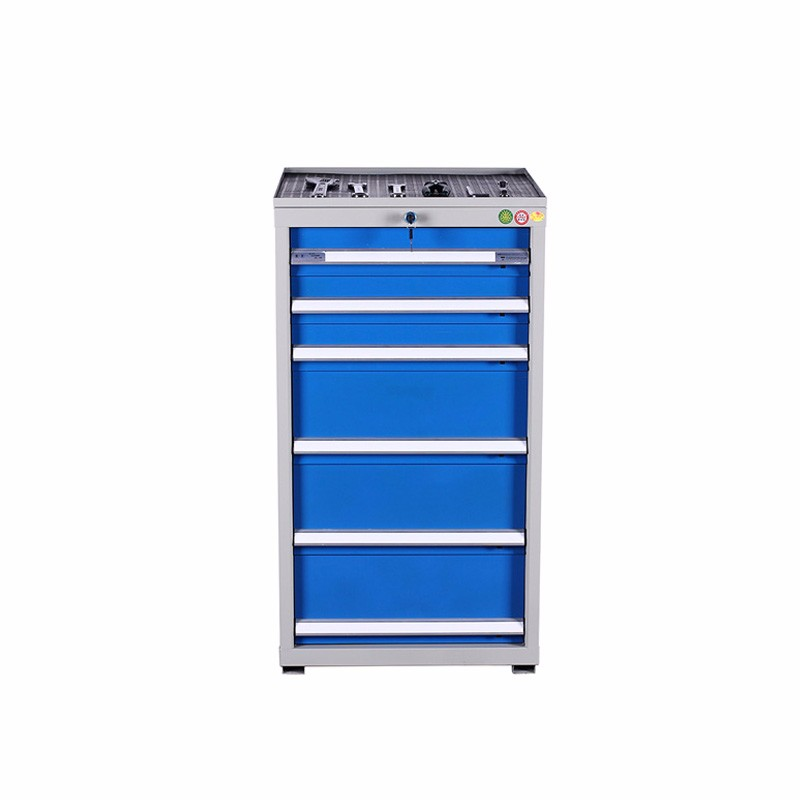 Workshop Tool Storage Cabinet With 6 Drawers