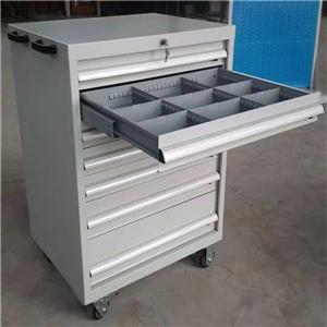 Supply Metal Tool Cabinet To Yutong Bus Company