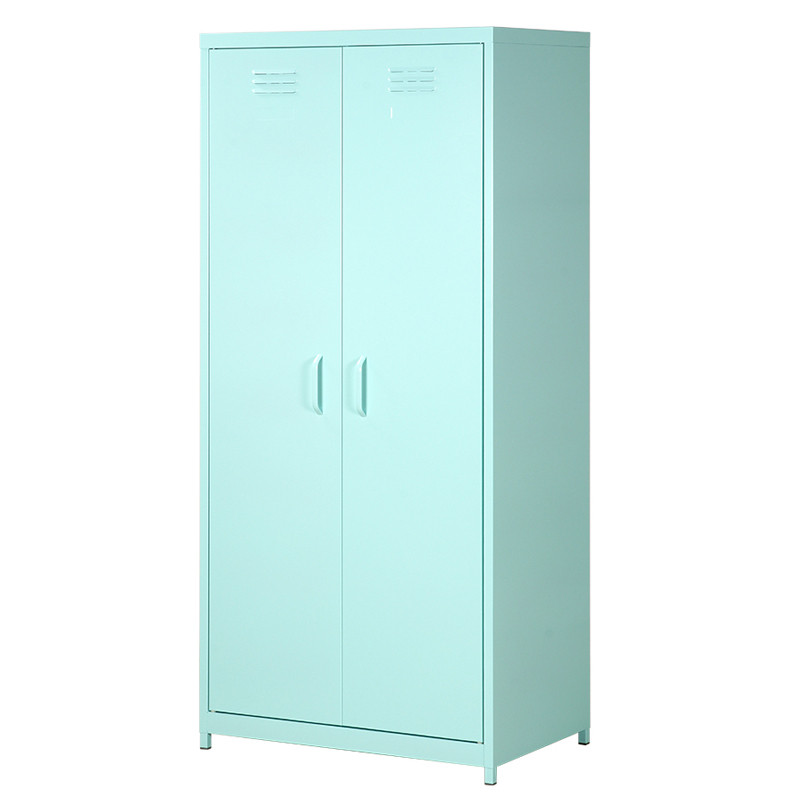 Beautiful Metal Bedroom Locker Cabinet Wardrobe