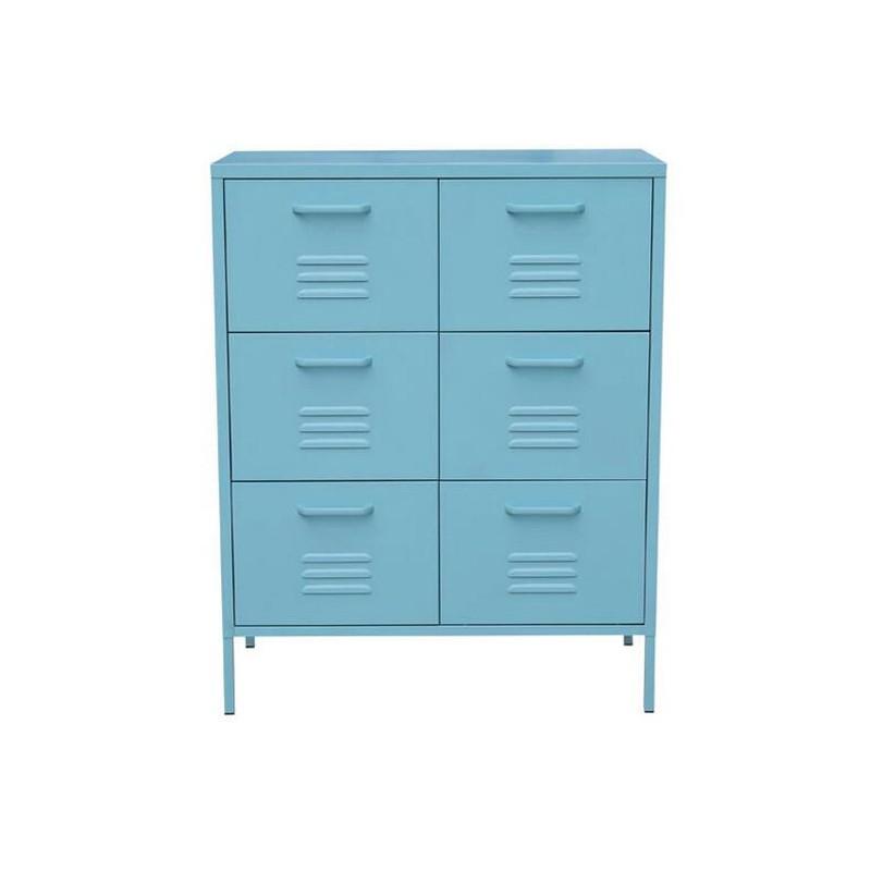 Metal Drawer Multipurpose Dresser Cabinet