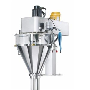 Flat Top Auger Filling Machine