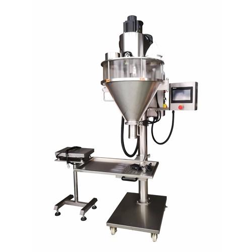 Simple Semi-automatic Powder Distributor