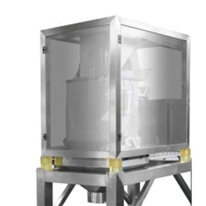 granule kepala tunggal besar-packing kuantitatif rak mesin