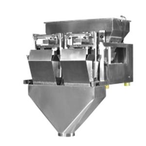 granule double hopper quantitative loading machine