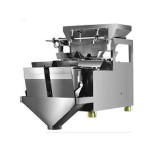 granul mesin pemuatan kuantitatif kepala double dan mesin bergetar dua lapisan