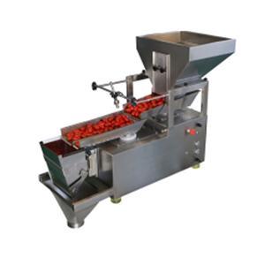 granul beban mesin kuantitatif kepala tunggal dan mesin dua lapisan bergetar