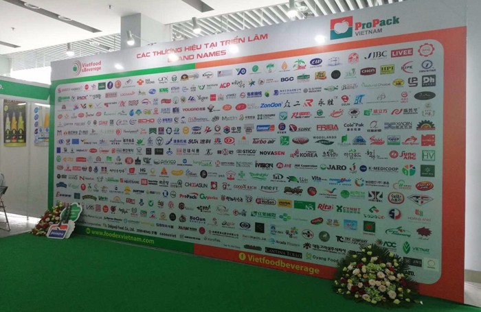 JieAo participant in the 23th international exhibition on food processing,packaging technology&equipment