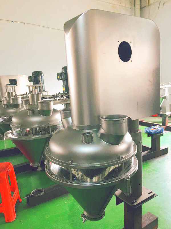 Screw measuring machine