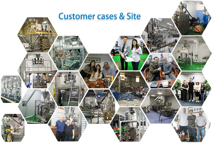 Customer cases & Site
