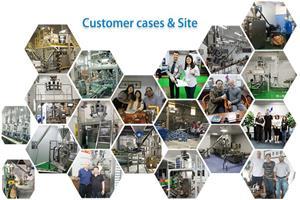 Customer cases & Site